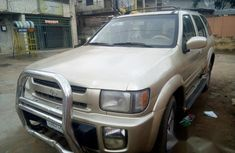 Infiniti QX 2000 Gold for sale