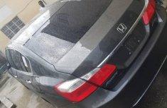 Clean Honda Accord 2014 Black for sale