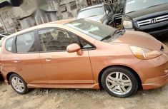 Clean Tokunbo Honda Fit 2007 Brown for sale