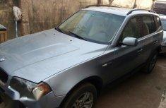 BMW X3 2004 3.0i Gray for sale