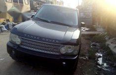 Tokunbo Land Rover Range Rover Sport 2007 Black
