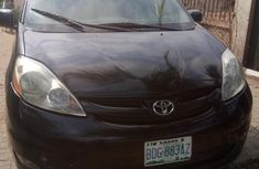 Toyota Sienna 2006 Black for sale