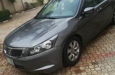 Very Clean Nigeria Used Honda VT 2008 Gray for sale
