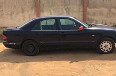 Mercedes-Benz E200 2002 Blue for sale