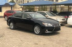 Lexus ES 2013 Black for sale