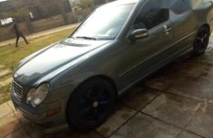 Mercedes-Benz C230 2005 Green for sale