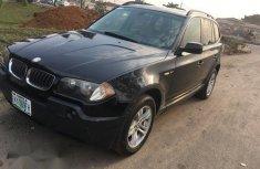 BMW X3 2005 Black