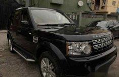 Land Rover LR4 2016 Black for sale