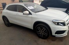 Mercedes-Benz GLA-Class 2018 White for sale