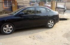 Hyundai Elantra 2.0 GLS 2008 Black for sale