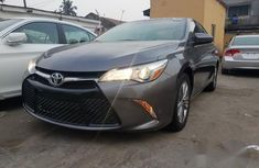 Toyota Camry 2016 Gray for sale