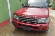 Land Rover Range Rover Sport 2007 Red for sale
