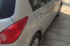 Nissan Versa 2007 Silver for sale
