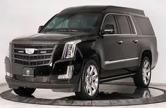 """INKAS introduces ₦181m """"Chairman Package"""" Armored Cadillac Escalade to turn any passenger to a President"""