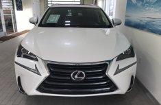 Lexus NX 200t 2016 White