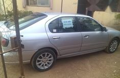 Clean Nissan Primera 2000 Silver for sale