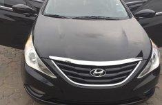 Clean Used Hyundai Sonata 2013 Black for sale