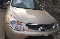 Hyundai Veracruz 2007 Gold for sale
