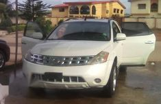 Nissan Murano 2005 SL AWD White for sale
