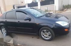 Clean Ford Focus Automatic 2002 Black