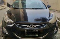 Hyundai Elantra 2012 Black for sale