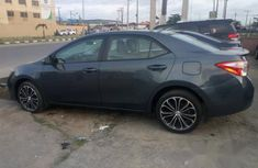 Toyota Corolla 2015 Gray for sale