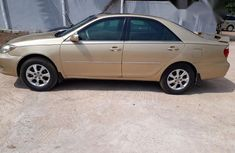 Toyota Camry 2005 Gold for sale