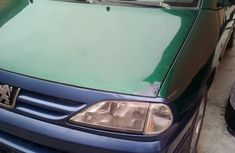 Peugeot 806 2002 Green for sale