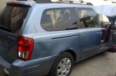 Hyundai Entourage 2008 Blue for sale