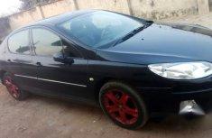 Peugeot 407 2007 2.2 ST Sport Black for sale