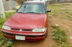 Honda Concerto 2002 Red for sale