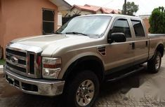 Ford F-250 2008 Gold for sale