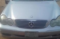 Mercedes-Benz C240 2003 Silver for sale