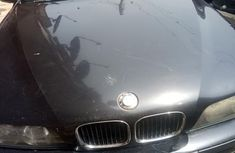 BMW 525i 2002 Black for sale