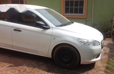 Peugeot 301 2013 White for sale