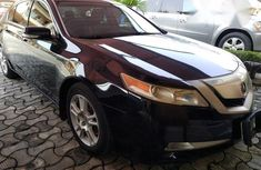 Acura TL SH-AWD 2010 Red for sale
