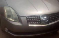 Nissan Maxima 2004 Silver for sale
