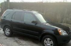 Honda CRV 2003 Black for sale
