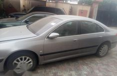 Peugeot 607 2004 Automatic Silver for sale