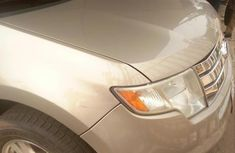 Ford Edge 2011 Gold for sale