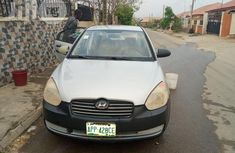 Neatly Used Hyundai Accent 2006 Silver