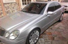 Mercedes-Benz E200 2007 Gray for sale