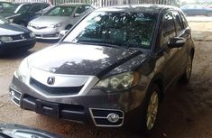 Clean Tokunbo Acura Rdx 2010 Brown for sale