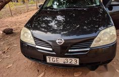 Lagos Cleared Nissan Primera 2003 Black for sale