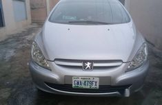 Peugeot 307 2008 Silver for sale