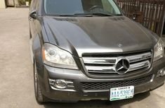 Mercedes Benz GL450 2008 Gray for sale