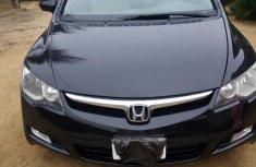 Honda Civic 1.8i-VTEC EXi 2006 Black