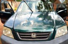 Honda CR-V 2000 Green for sale