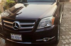 Mercedes-benz Glk-class 2011 Brown for sale