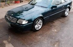 Mercedes-Benz SL Class 1995 Green for sale